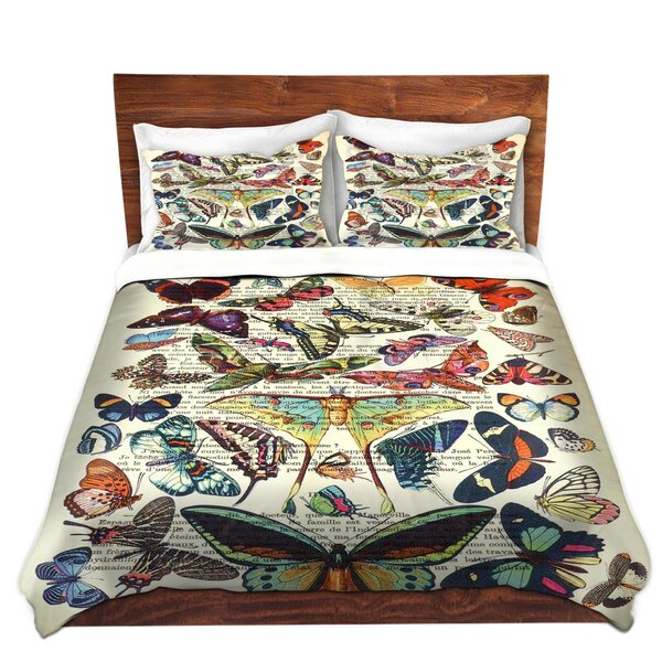 Butterflies Collection Duvet Cover Set