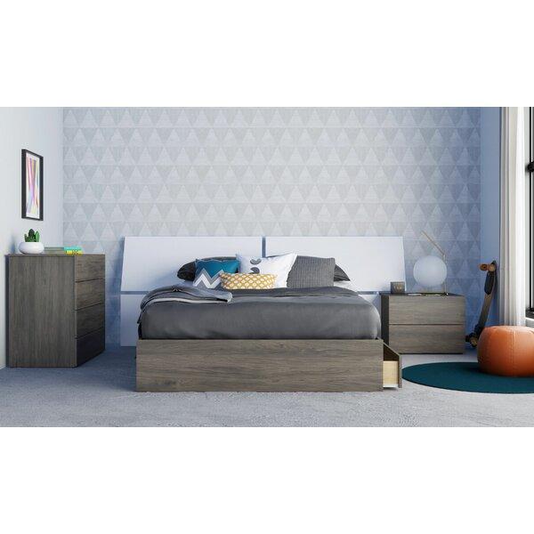 Omur 4 Piece Bedroom Set by Ebern Designs