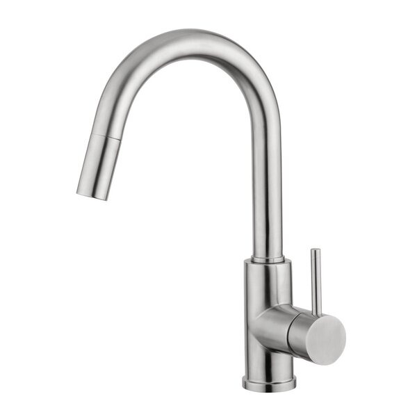 Single Handle Kitchen Faucet by Andolini Home & Design