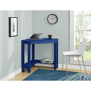 blue corner desks you ll love wayfair