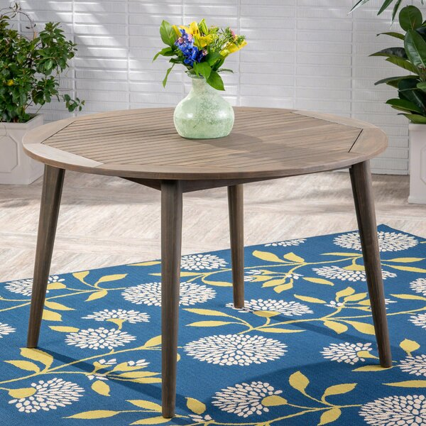 Gardner Wooden Dining Table by George Oliver