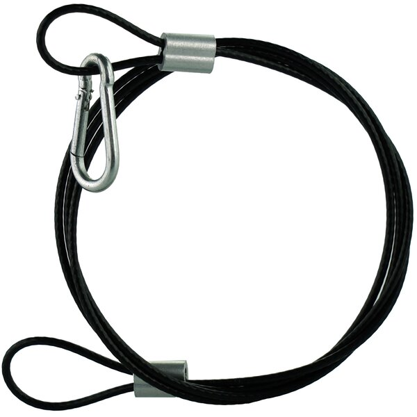 Rope Cord with Snap Hook Baffle by Couronne