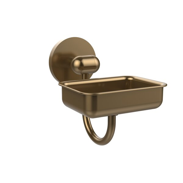 Tango Wall Mount Soap Dish by Allied Brass