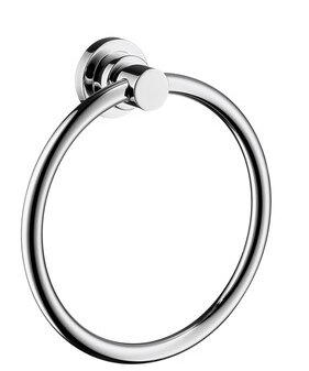 Axor Citterio Wall Mounted Towel Ring by Axor