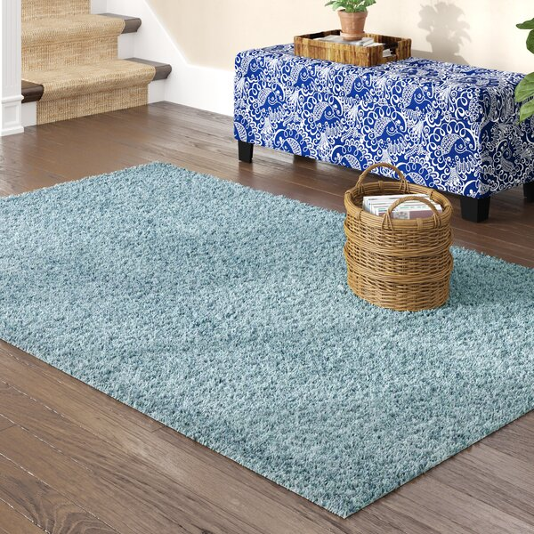Lilah Light Blue Area Rug by Andover Mills