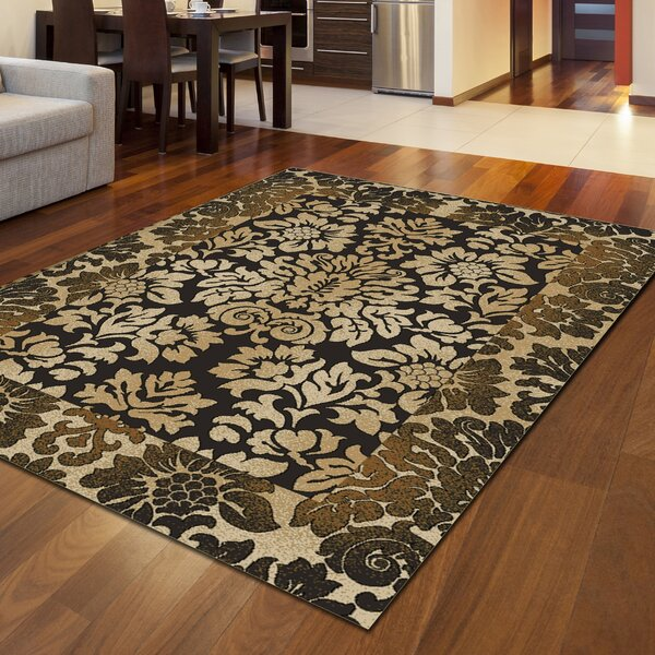 Gagetown Brown Area Rug by Astoria Grand