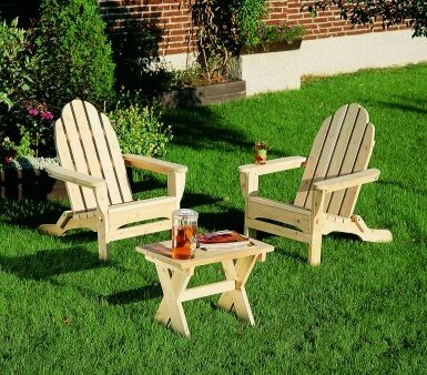 Cirebon Wood Folding Adirondack Chair by August Grove