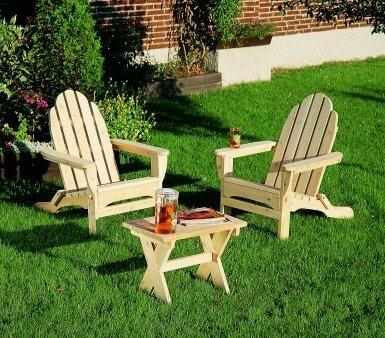 Cirebon Wood Folding Adirondack Chair by August Grove