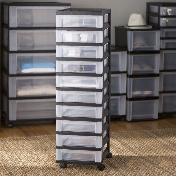 Wayfair Basics 10 Drawer Storage Chest by Wayfair Basics™