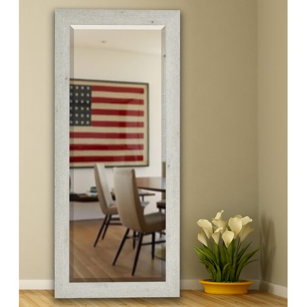Rosborough Extra Tall Floor Accent Mirror by August Grove