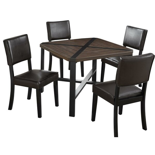 Ona 5 Piece Dining Set by Gracie Oaks Gracie Oaks