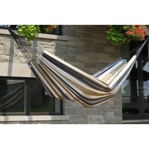 Raegan Single Cotton Camping Hammock by Freeport Park Freeport Park