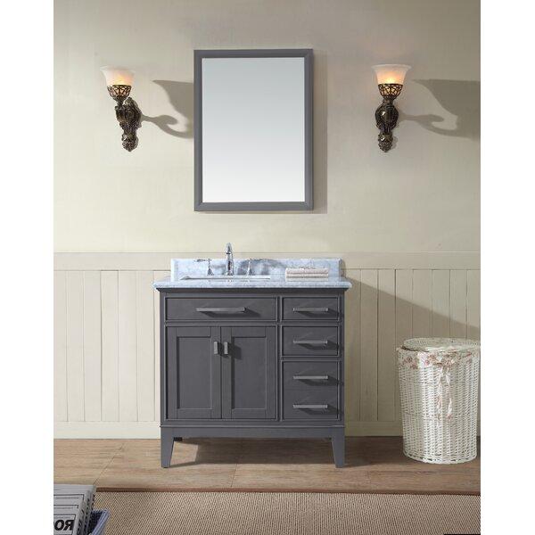 Arminta 36 Single Bathroom Vanity Set by Charlton Home
