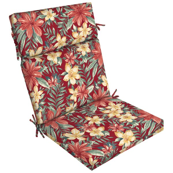 Outdoor Lounge Chair Cushion By Bayou Breeze