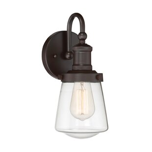 Online Reviews Oona 1 Light Wall Sconce By Gracie Oaks