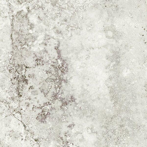 Pietra Roma 12 x 24 Porcelain Field Tile in Snow by Tesoro