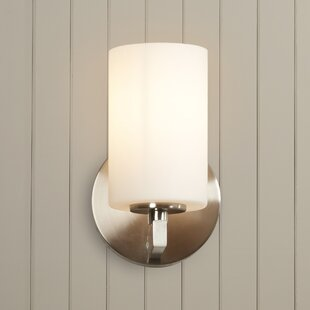 Listermann 1-Light Bath Sconce ByRed Barrel Studio