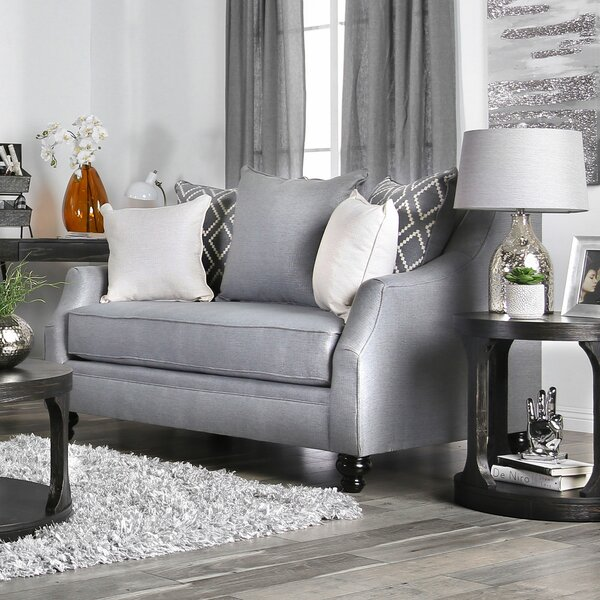 Wilson Loveseat by Canora Grey