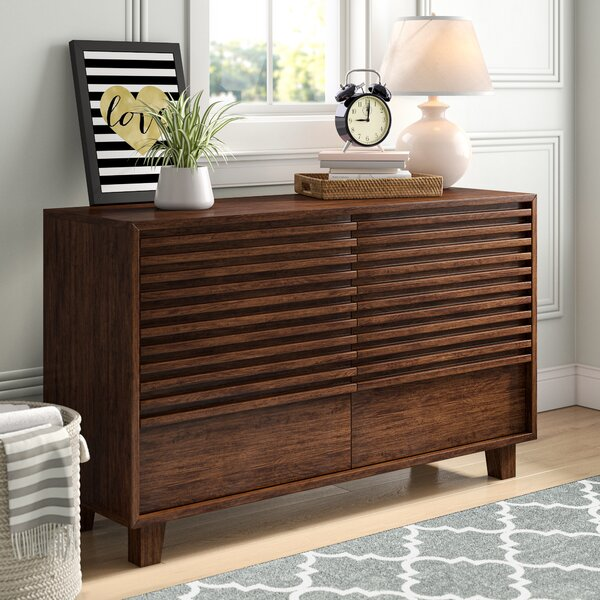 Stepplee 6 Drawer Double Dresser by Grovelane Teen