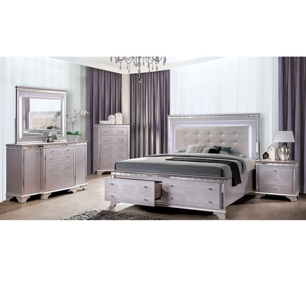 Dunshee Platform Configurable Bedroom Set by Rosdorf Park