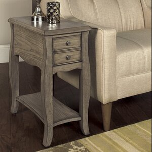 Chairside End Table Wildon Home
