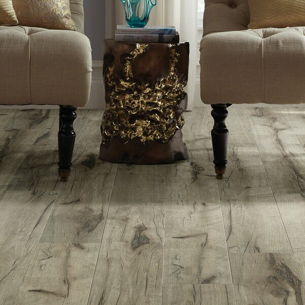 Milbank Hickory 5 x 51 x 12mm Laminate Flooring in Gold Hill Hickory by Shaw Floors