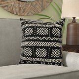 Abe Square Pillow Cover & Insert