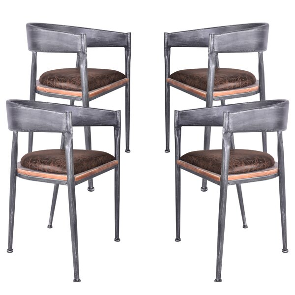 Mcgee Dining Chair (Set of 4) by 17 Stories