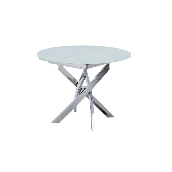 Kacey Extendable Dining Table by Orren Ellis