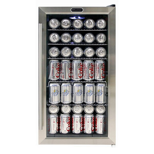 3.3 cu. ft. Beverage center by Whynter
