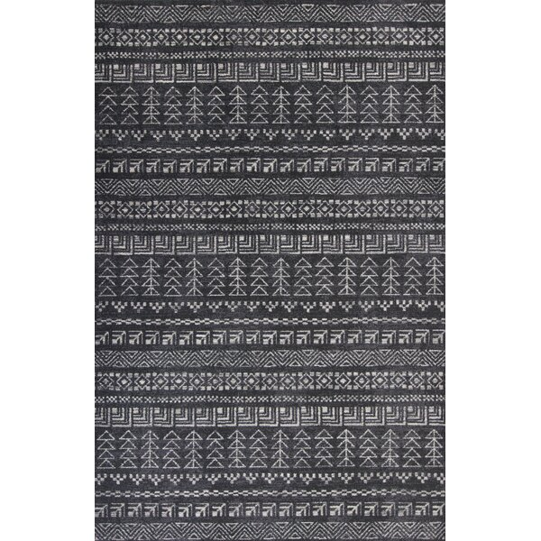 Kaylin Charcoal Area Rug by Union Rustic