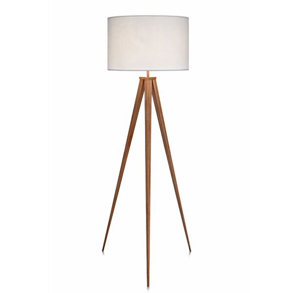 Modern contemporary floor lamps allmodern mozeypictures Image collections
