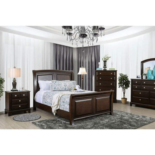 Roberson Sleigh Configurable Bedroom Set by Alcott Hill