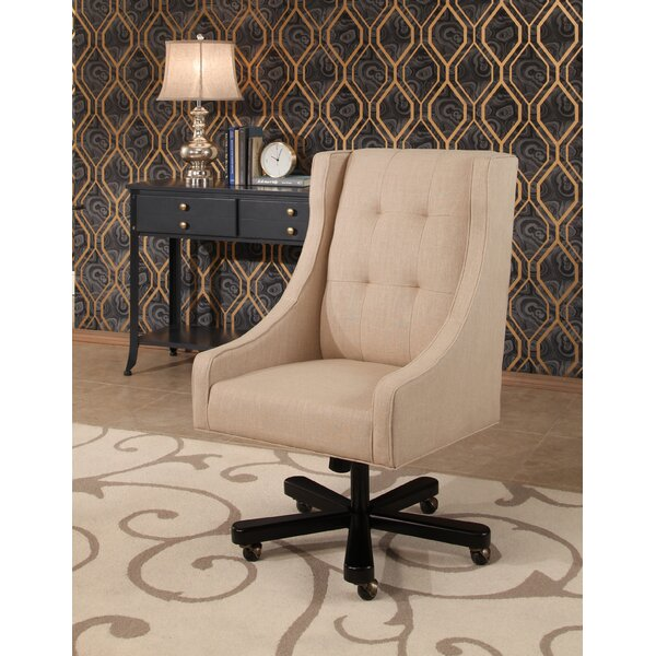 Chiltern Ergonomic Office Chair by Darby Home Co