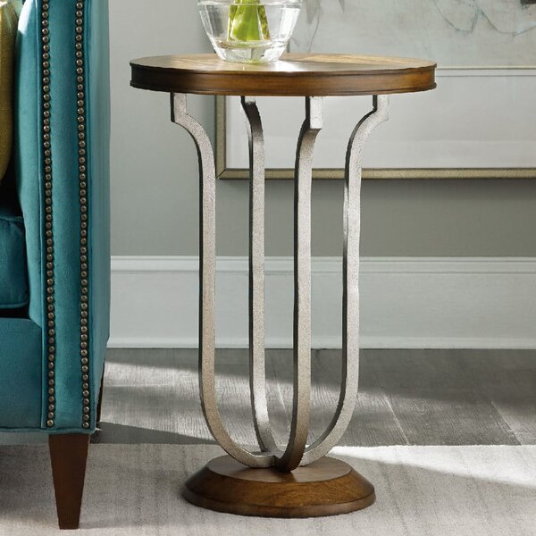 Retropolitan Martini End Table by Hooker Furniture