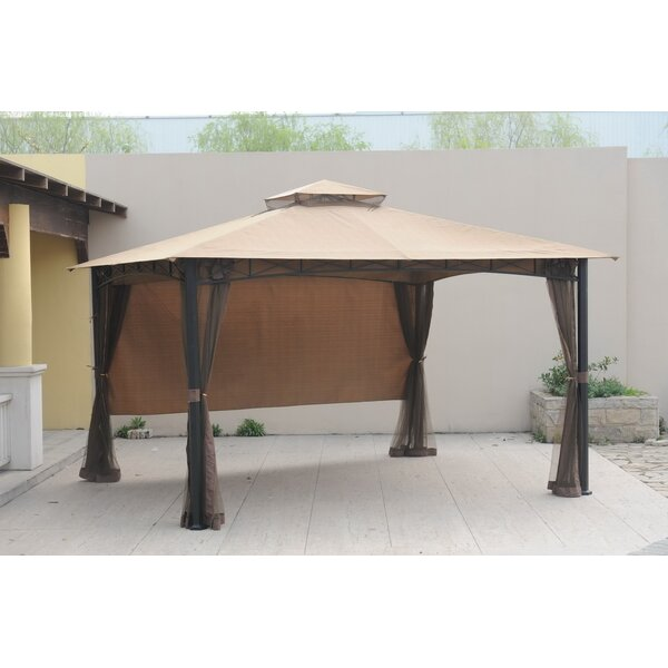 Replacement Sunshade for Smith And Hawken San Rafael Gazebo by Sunjoy