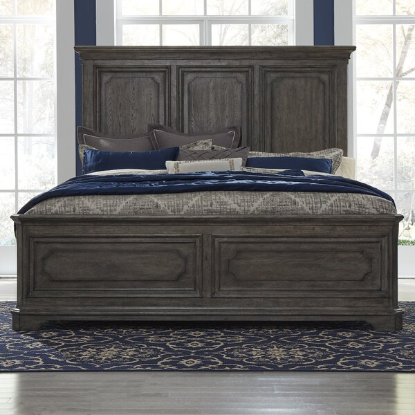 Mcjunkin Standard Bed by Darby Home Co