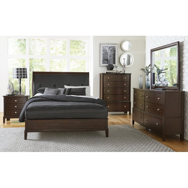 Jeffries Panel Configurable Bedroom Set by Wrought Studio