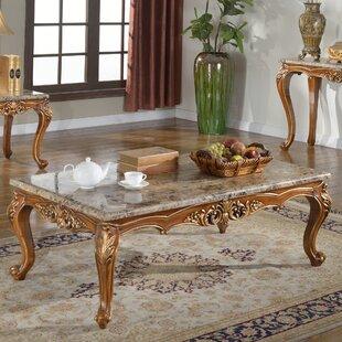 Genuine Marble Coffee Table Wayfair - Genuine marble coffee table