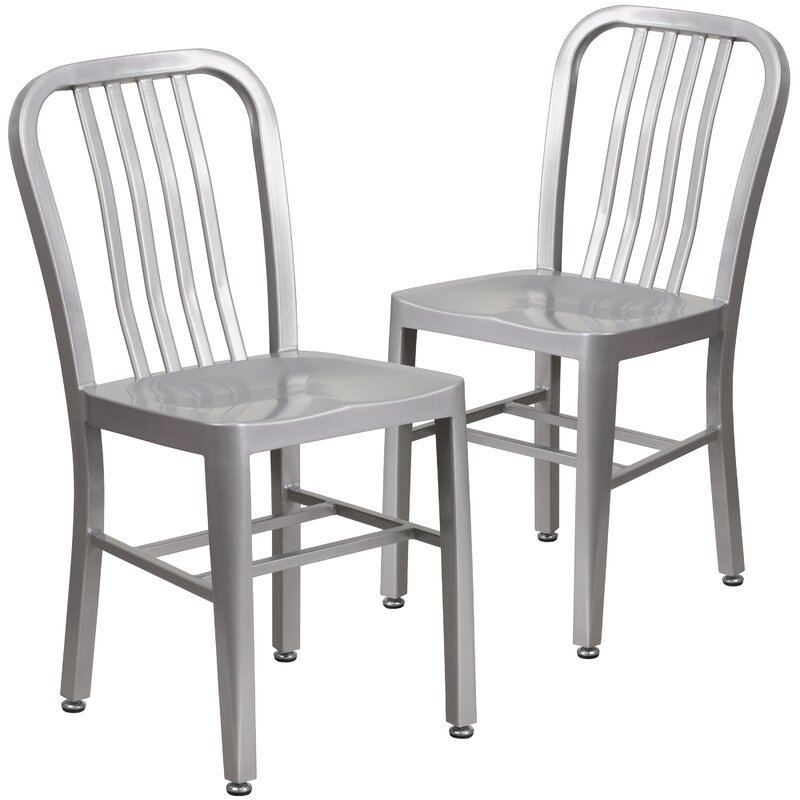 Delicieux Phineas Metal Side Chair