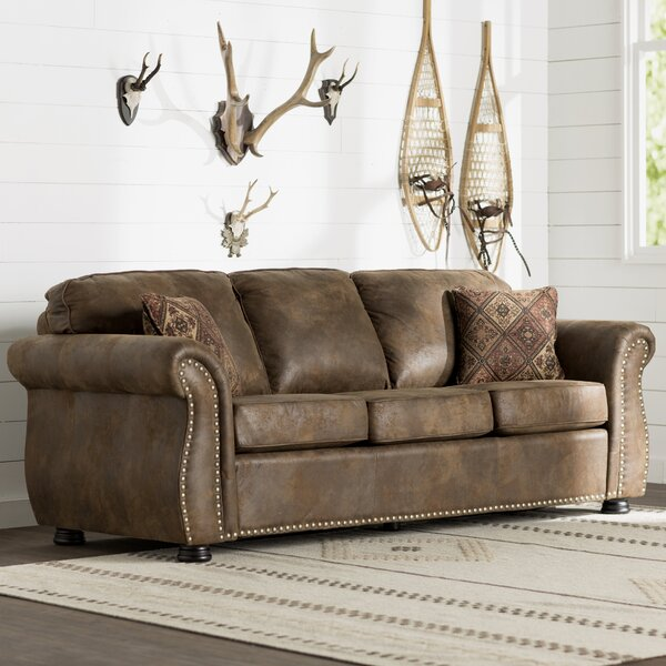 Closeout Hertfordshire Sofa by Loon Peak by Loon Peak