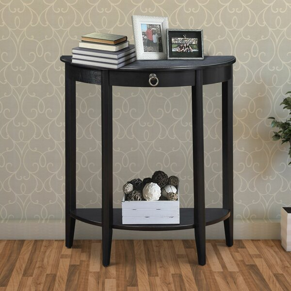 Mullan Console Table by Charlton Home Charlton Home®
