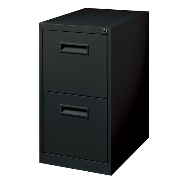 2 Drawer Mobile Pedestal File by CommClad2 Drawer Mobile Pedestal File by CommClad