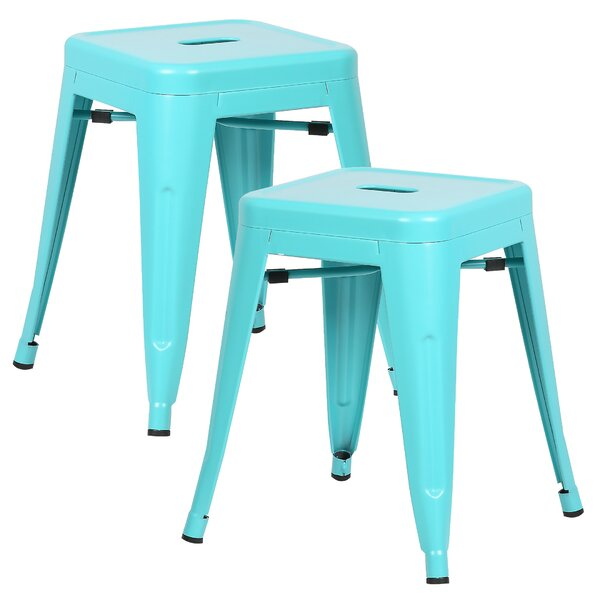 Alyssa 18 Bar Stool (Set of 2) by Zipcode Design