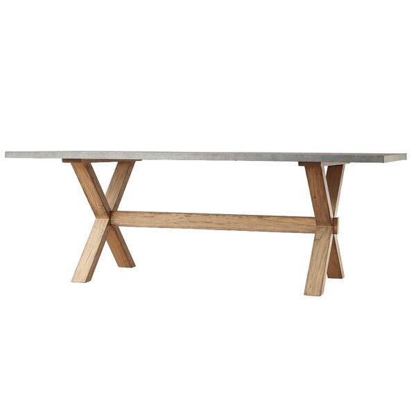 Peterson Extendable Dining Table by Union Rustic