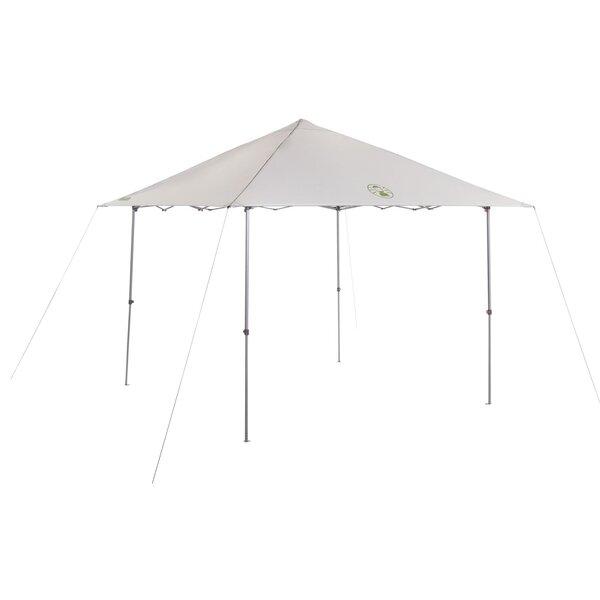 Coleman 8 ft. W x 8 Ft. D Aluminum Pop-Up Canopy by Vargo