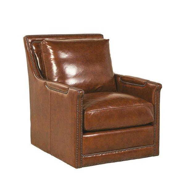 Edward Swivel Club Chair By Loon Peak