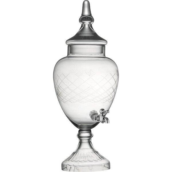 Carnagall Beverage Dispenser by Astoria Grand