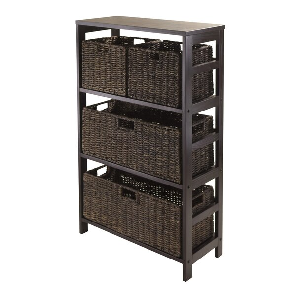 Champlain Etagere Bookcase by Three Posts