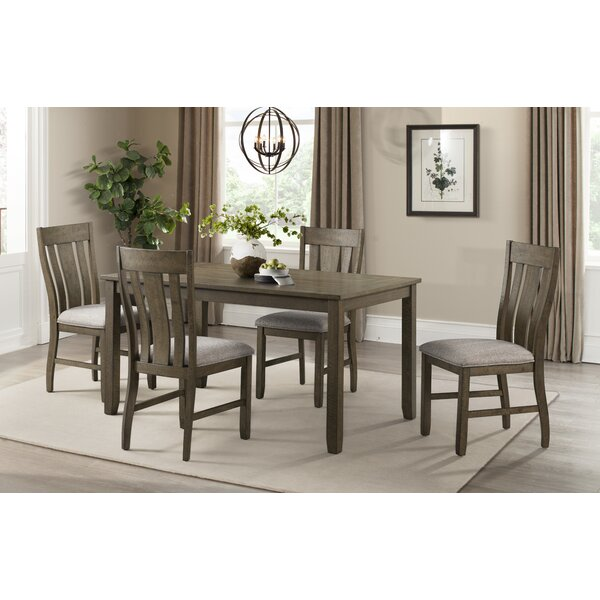 Cork 5 Piece Pub Table Set by Gracie Oaks
